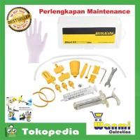 Perlengkapan Maintenance Bleed Kit Hydraulic dan Gear Sepeda - Yellow
