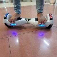 Promo Airwheel Board Double LED Music Speaker Bluetooth SmartWheel