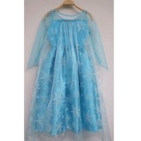 Terlaris Baju Anak / Gaun Pesta / Dress Frozen Elsa Wing Anna Fashion