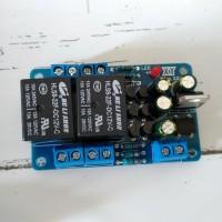 kit speaker protektor protector audio hifi 12v delay anti jedug dc out