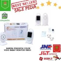 kamera pengintai Color Video Baby Monitor VB601 Night Vision 2.0 Inch