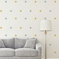 Wall Sticker Motif – Stiker Scandinavian Hiasan Dinding Dekorasi 9