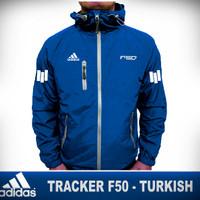 Jaket Tracker Windbreaker F50 Turkis Torque Taktis TAD Eleganter Murah