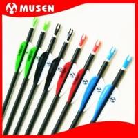Arrow Carbon Mix MUSEN 6mm Spine 1000 - Anak Panah Karbon 6 mm