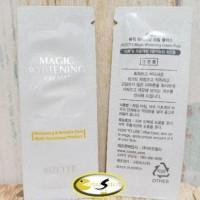 Pelembab Wajah Moel Rizette Magic Whitening Cream Plus Sachet