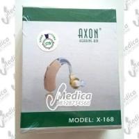 Promo Hearing Aid Axon X-168 (Alat Bantu Dengar) Cuci Gudang