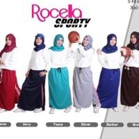 Rok Panjang Celana Training Olahraga Rocella Sporty (S/M/L/Xl)