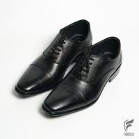 Sepatu Pria Pantofel Formal Tali Original Fordza F7002