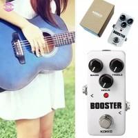 Pedal Efek Gitar Elektrik Portable EQ Effect Metal untuk KOKKO