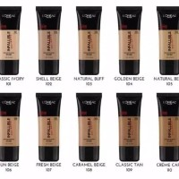 share in jar 5ml Loreal L'oreal paris infallible pro matte foundation