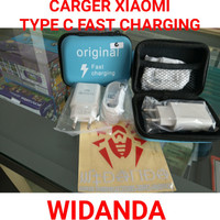CHARGER XIAOMI TYPE C FAST CHARGING