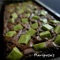 Brownies (KitKat Chocolate/Green Tea)