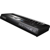 Yamaha Montage 8 / Montage8 Keyboard Synthesizer Garansi Resmi