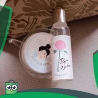 Paket Glass Skin Mask   Rose Water