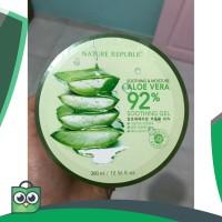 Nature Republic Aloe Vera Soothing & Moisturing Gel 92