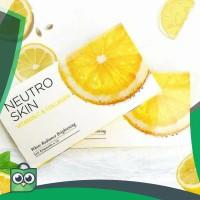 Neutro skin vit c lemon