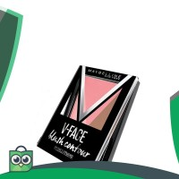 Maybelline V Face Blush Contour - Pink