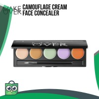 MAKE OVER Camouflage Cream Face Concealer 5 x 2 g