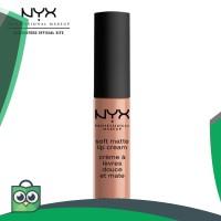 NYX Professional Makeup Soft Matte Lip Cream - SMLC04 London