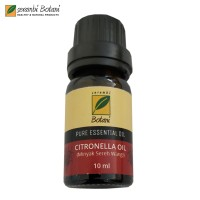 ESSENSIAL OIL & AROMATHERAPY CITRONELLA (SEREH WANGI)10 ML