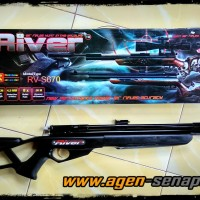 SHARP-RIVER-GAMO BLACK ORIGINAL