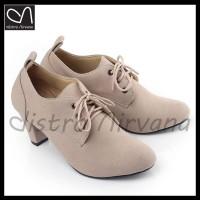 sepatu wanita high heels boots pantofel formal kerja cewek