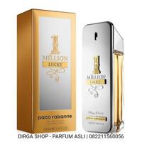 PARFUM ORIGINAL PACO RABANNE 1 ONE MILLION LUCKY FOR MEN EDT 100ML