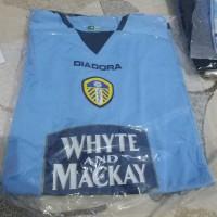 jersey original leeds united away 2004-2005 sz L