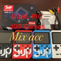 Gameboy Retro FC 400 Games Console Game Mini gamepad