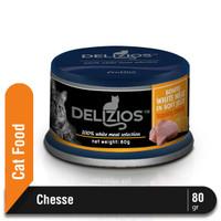 Delizios Bonito Soft Jelly T/P Chesse 80gr
