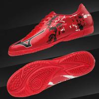 Sepatu futsal Mizuno ryuou IN Red Original