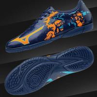 Sepatu futsal Mizuno ryuou IN Blue Original