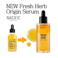 NACIFIC Natural Pacific Fresh Herb Origin Serum 50ml