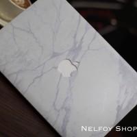 Macbook Pro 13 Air 11 Mac Book Marble White Case Cover Retina Casing