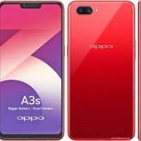 """Oppo A3s Ram 2Gb Internal 16Gb Garansi Resmi Oppo 1 Tahun - Merah"""""""