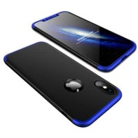 Iphone X 360 protection slim matte case