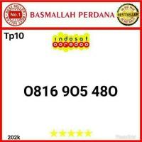 Nomor Cantik im3 10 digit puluhan 90 80 0816 905 480 TP012992