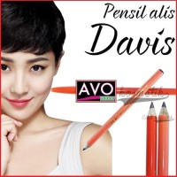 pensil alis davis orange ecer grosir best quality