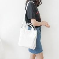Tas Kanvas Wanita High Quality Import Woman Shoulder Bag - MS201