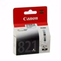 ORIGINAL TINTA CANON CLI 821 BLACK