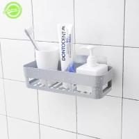 rak tempel dinding dapur kamar mandi penyimpanan botol
