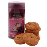 The Harvest Oatmeal Raisin Cookies