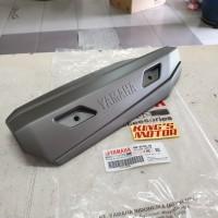 cover/tameng/pelindung knalpot xeon rc, gt125, aerox 125 asli yamaha