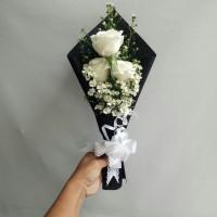 Open Order Bunga Untuk Hari Valentine Bunga Mawar Tangkaian