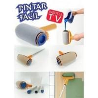 Pintar Facil Tool Paint Roll / Alat Kuas Rol Untuk Cat Dinding Tembok
