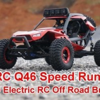 JJRC Q46 46KM H SPEED RUNNER 1 12 4WD RC Off road