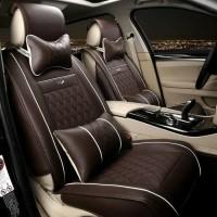 Sarung jok mobil Honda CRV, BRV, HRV (bahan MBTECH)