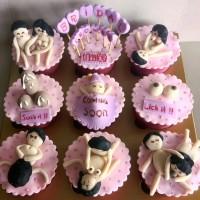 cupcake bridal shower medan