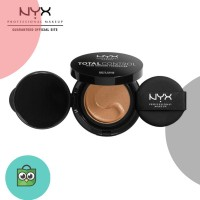 NYX Professional Make Up Total Control Mesh Cushion Foundation - Tan