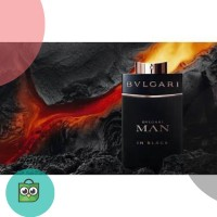 Parfum pria Bvlgari Man In Black For man 100ml